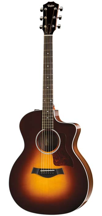 taylor 200 series acoustic guitars portland music company. Black Bedroom Furniture Sets. Home Design Ideas