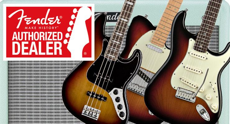 Fender Dealer Portland