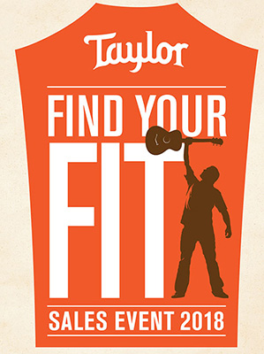 Taylor Find Your Fit Event