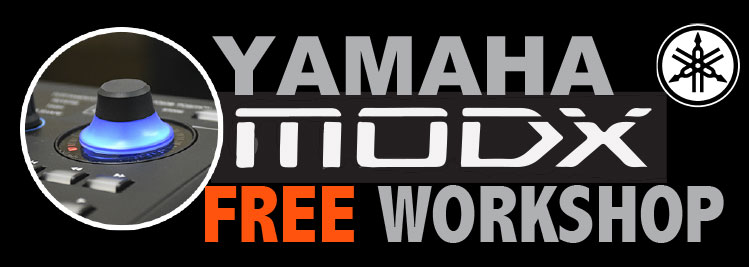 Yamah MODX Free Workshop