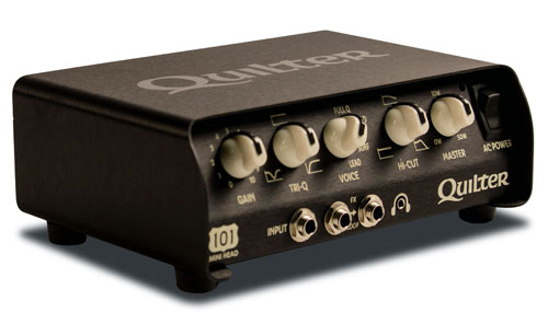 Quilter 101 Mini Head, Guitar Amp