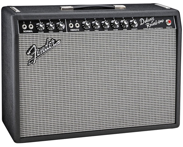 Fender Deluxe Guitar  Amps