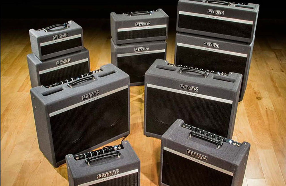 Fender BassBreakers Amps