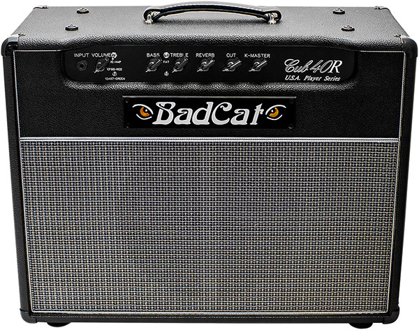 Bad Cat Cub 40r USA Player Series Combo