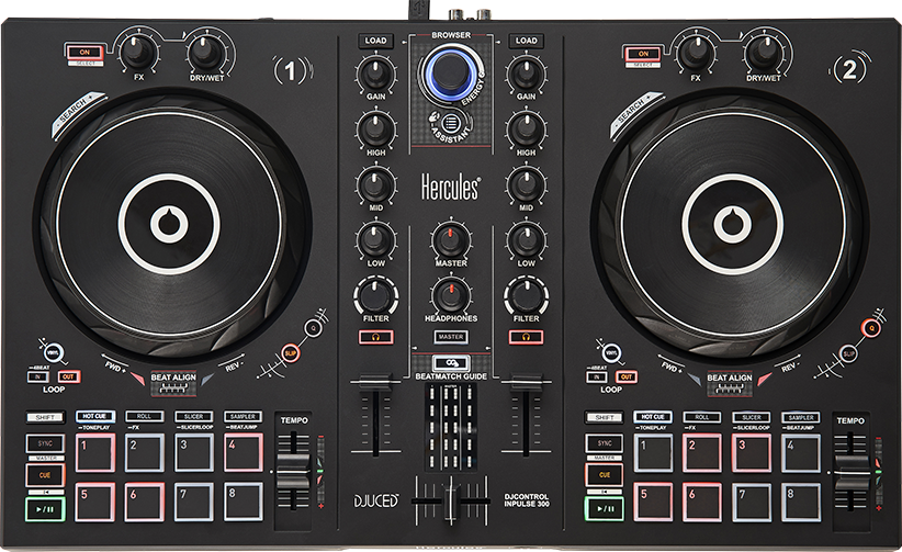 DJControl Inpulse 300