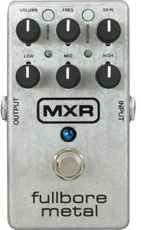 MXR® FULLBORE®METAL DISTORTION