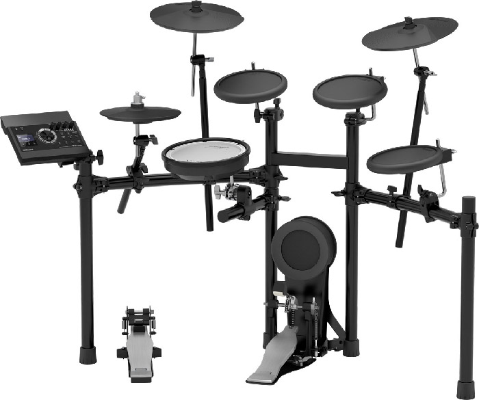 Roland V-Drums TD-17KL Electronic Drum Set