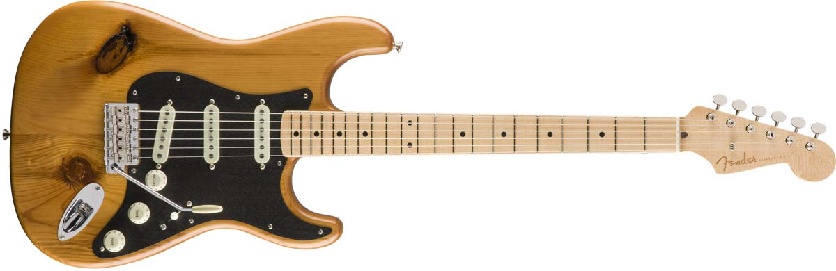 2017 Limited Edition American Vintage '59 Pine Stratocaster