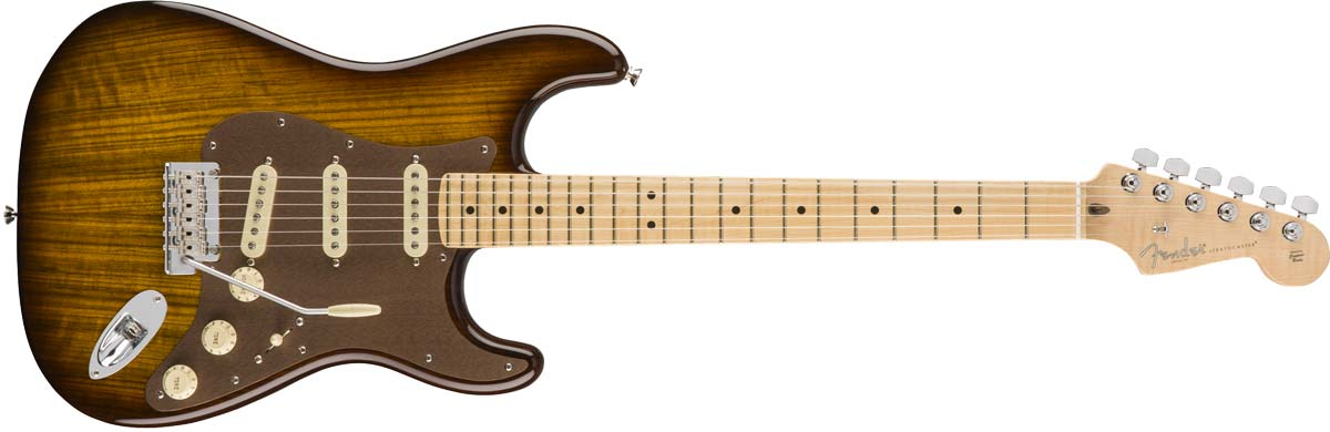2017 Limited Edition Shedua Top Stratocaster