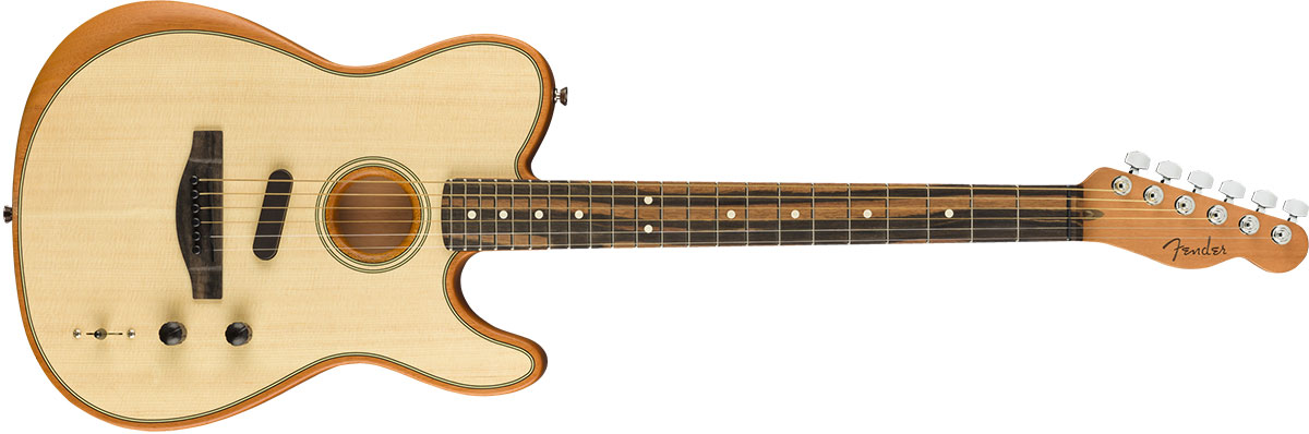 American Acoustasonic™ Telecaster®, Natural