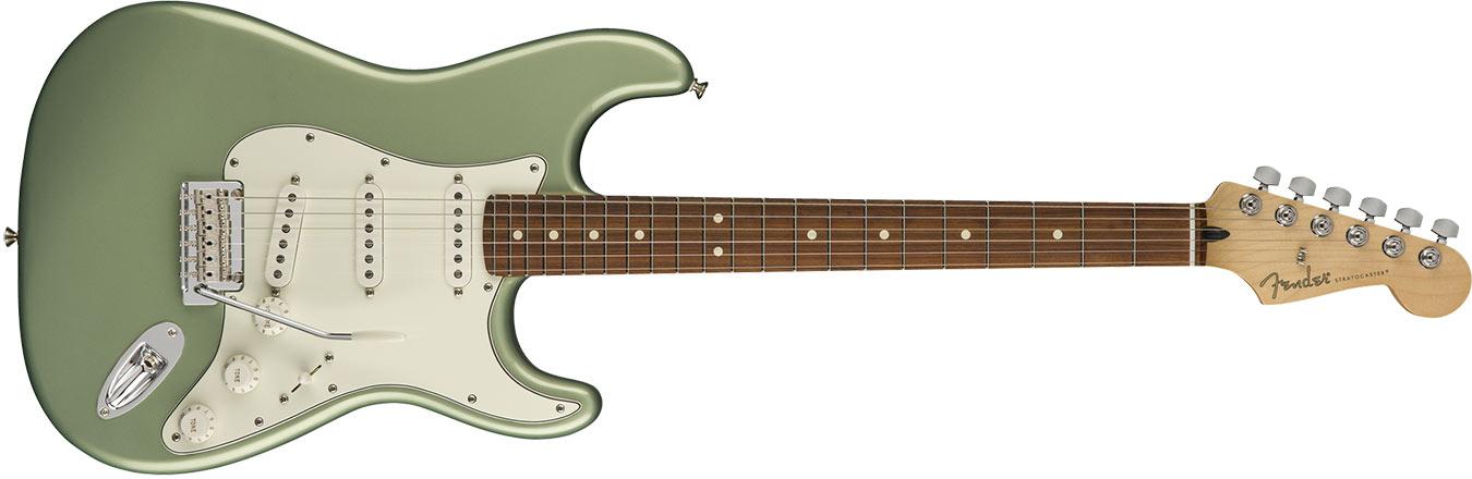 Fender Player Stratocaster Green Metallic