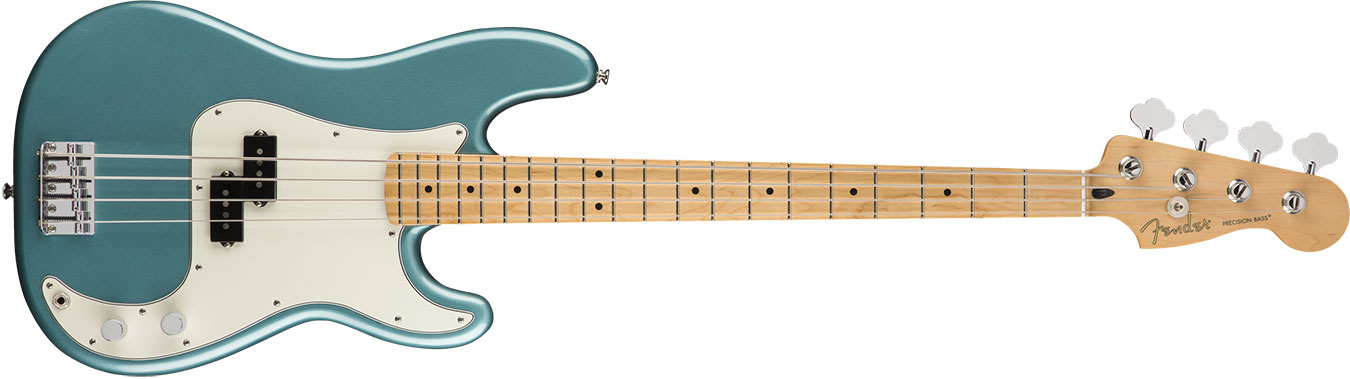 Fender Player series electric guitars and basses - Portland Music