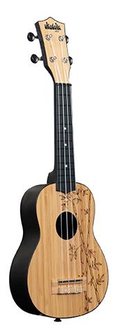 KALA Bamboo Top Soprano Ukulele (2020)