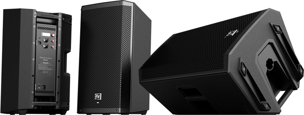 ELECTRO-VOICE ZLX SERIES Active Speakers