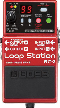 BOSS RC 3 Loopstation