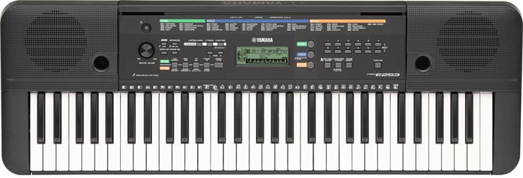 Keyboards, digital pianos, synthesizers and stage pianos