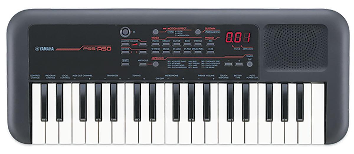 Yamaha  PSS-A50, portable Keyboard