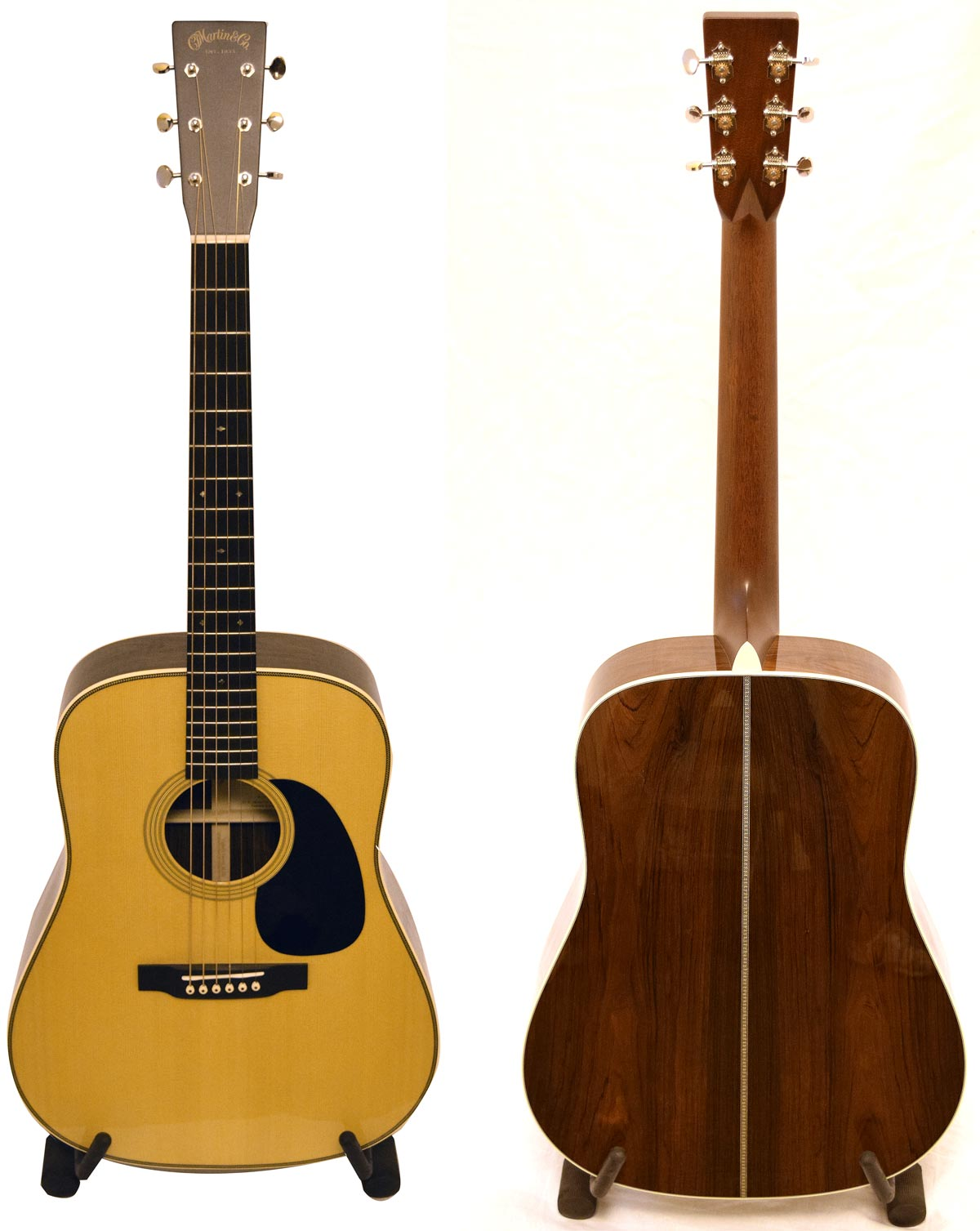 MartinD-28 Brazilian, Special Edition Acoustic Guita