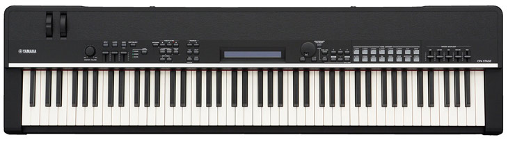 Yamaha P-115 digital piano