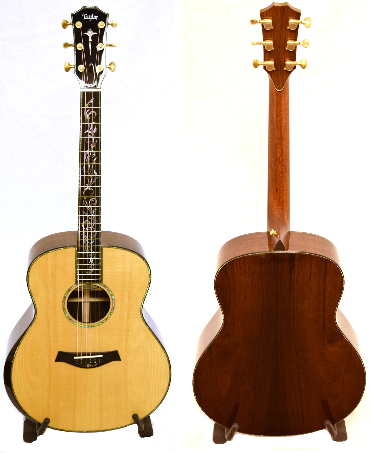 Taylor PS18,  Brazillian rosewood acoustic Guitar