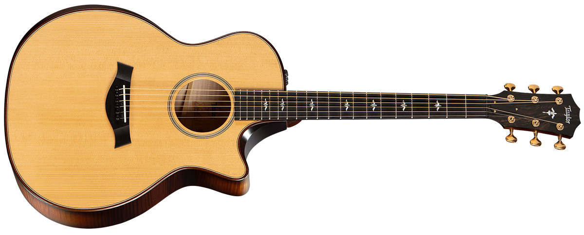 Taylor 614CE Builder's Edition Natural