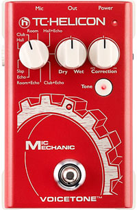 TC-Hellicon MicMechanic 2