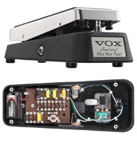 Handwired VOX wah pedal