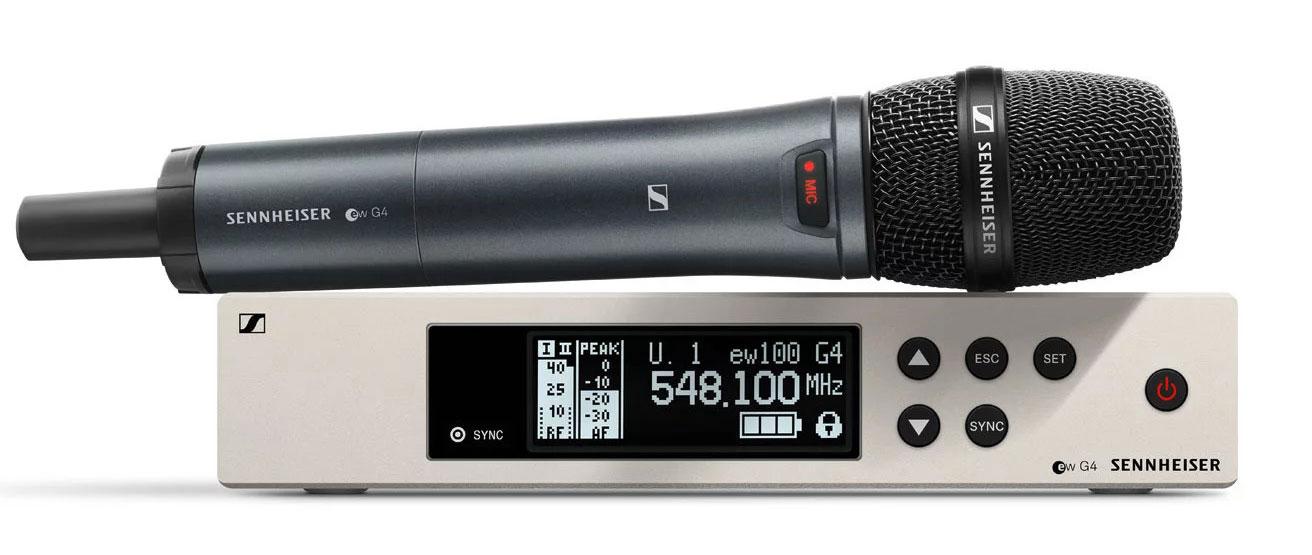 Sennheiser EW 100 G4-835-S, Wireless System