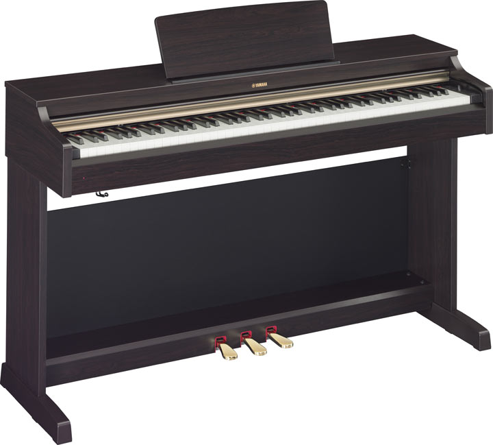 yamaha arius ydp 163 digital piano portland music company. Black Bedroom Furniture Sets. Home Design Ideas