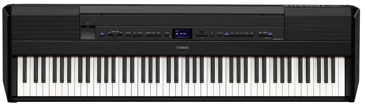 The new Yamaha P-515B Digital Piano