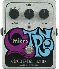 EH Micro Q-Tron Envelope Filter