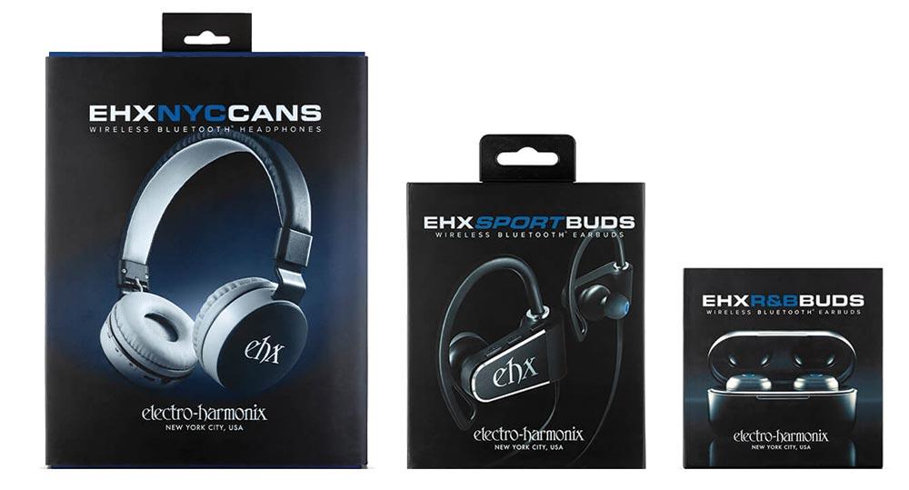 EHX Bluetooth phones