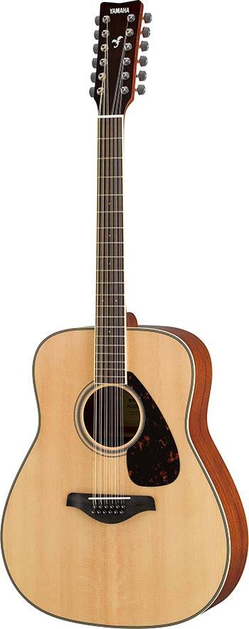Yamaha FG820-12, 12 String Guitar