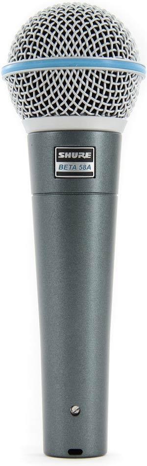 Shure BETA58