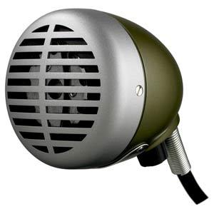 Shure 520DX Green Bullet