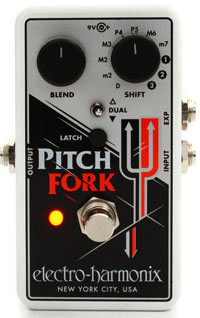PITCH SHIFTING & SYNTH PEDALS