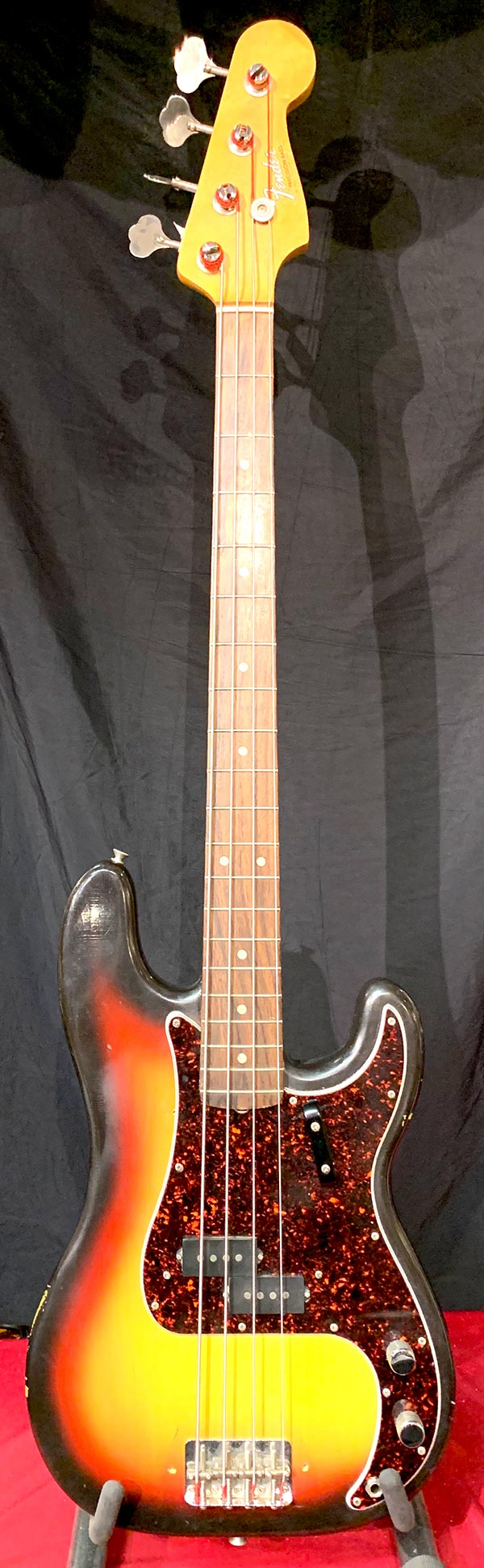 Used 1966 Fender P-Bass